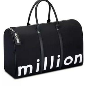 🆕️ Overnight Go Bag Black Satchel Designer Tote